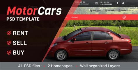 themeforest motors motorcars rent sell buy cars by networldtech themeforest