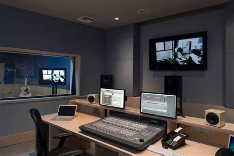 The Sound Room by 740 Sound Design Expands Below The Line Below The Line