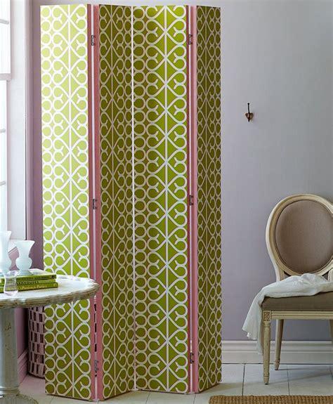 Handmade Room Dividers - create a folding screen