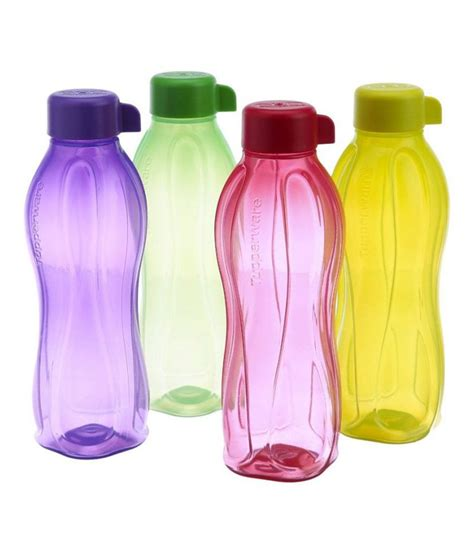 Tupperware Fridge Water Bottle 25 on tupperware plastic matte finish water