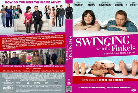 with a swinging with the finkels dvd custom covers swinging with the finkels