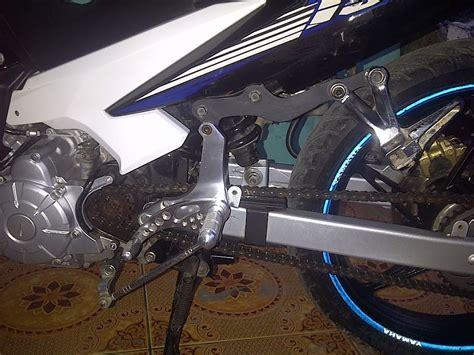 Footstep Underbon Model Jupiter Z fizsport motor underbone new jupiter mx njmx
