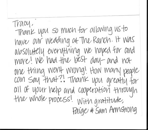 thank you letter to on completing one year thank you letters wildturkeyranch