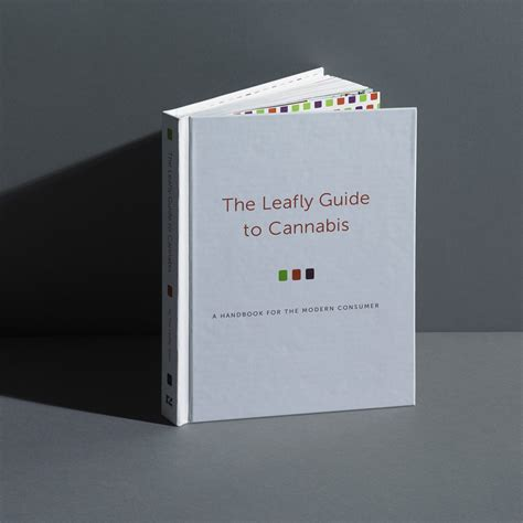the leafly guide to cannabis a handbook for the modern consumer books cannabis gifts for the holidays 20 50 leafly