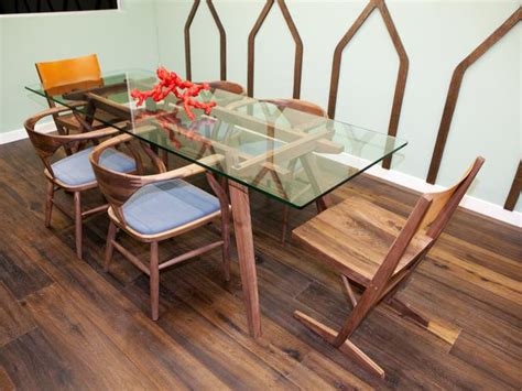 narrow glass dining table narrow dining tables homesfeed