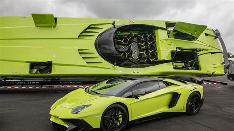 aventador lp750 4 superveloce roadster lamborghini - Lamborghini Aventador Superveloce Boat