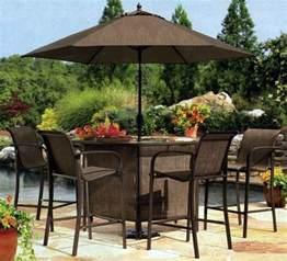 Patio Set With Umbrella Choosing The Best Outdoor Patio Set With Umbrella For Your