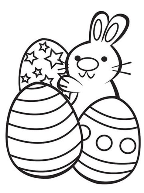 easter coloring pages for pre k printable coloring pages
