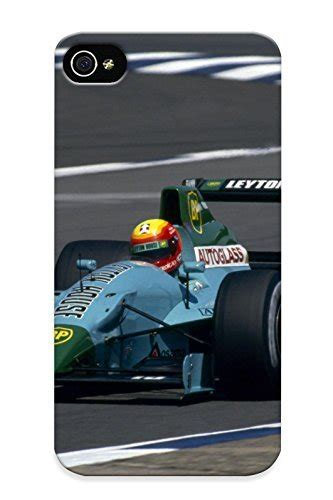 Kaos Leyton House Club Racing iphone 4 4s scratch proof protection cover for iphone 1990 leyton house cg901 formula