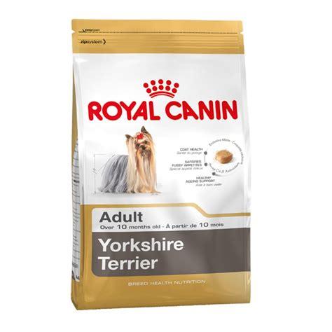 royal canin yorkie puppy food royal canin terrier food 1 5kg feedem