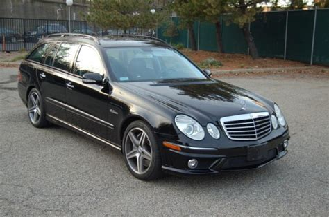 2007 Mercedes E63 by 2007 Mercedes E63 Amg Estate German Cars For Sale