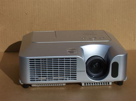Lu Lcd Projector Hitachi hitachi cp x268a lcd multimedia 3lcd projector 2500 ansi