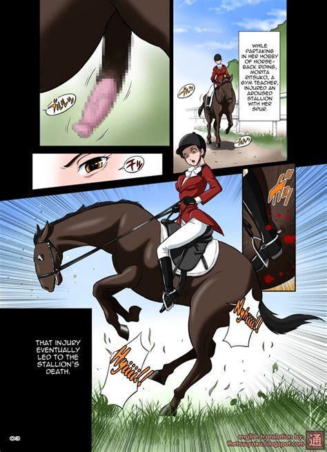 Horse Cock Hentai Futanari Porn