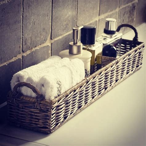 bathroom basket ideas basket to clean up bathroom counter master bedroom ideas