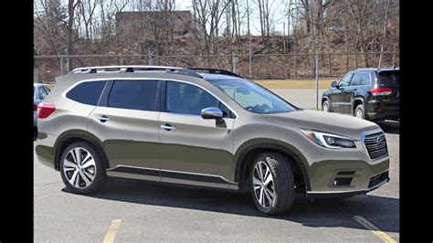 New Subaru 2018 Ascent by 2018 Subaru Ascent Render Preview