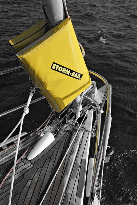 storm bag storm jib  furler  technical