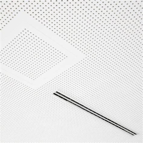 controsoffitto fonoassorbente pannelli per controsoffitto fonoassorbente radiante in