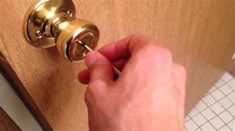 unlock  bedroom door    youtube