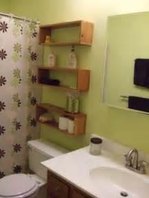 cheap bathroom storage ideas shelves above toilet foter