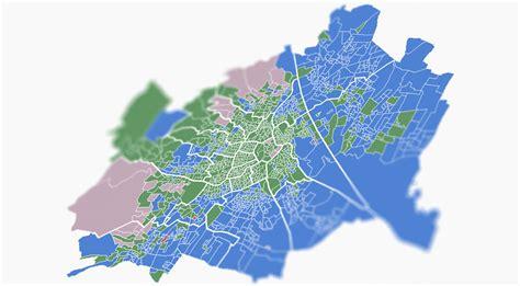Das Genaue Us Wahlergebnis Jetzt - sprengelergebnisse das rote wien ist jetzt gr 252 n blau