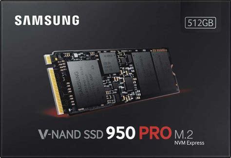 samsung 950 pro ssd pci e nvme m 2 512 gb pcie mz