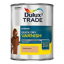 yacht varnish b q ronseal clear decking end grain protector 750ml