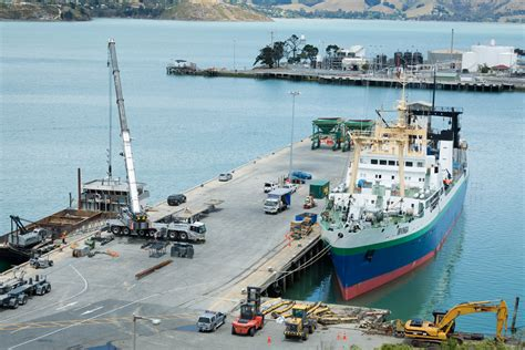 jetty design guidelines developments at lpc lyttelton port of christchurch