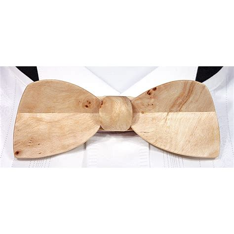 bow tie in wood butterfly in poplar burl melissambre le bois la mode bow tie in wood half moon in poplar burl