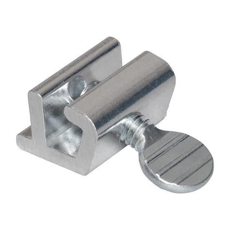 Sliding Glass Door Stop Harney Hardware 34215 Sliding Window Lock Door Stop Aluminum Atg Stores