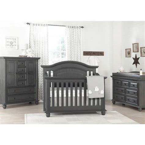 Baby Cache Vienna Lifetime Crib Ash Gray Baby Cache Vienna Lifetime Crib Ash Gray Evolur Wooden 5in1 Convertible Crib Blush Pink