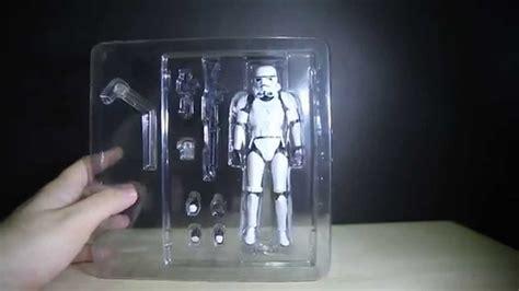 Bootleg Lego Starwars Finn Trooper revoltech wars trooper bootleg review