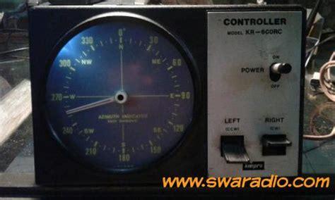 Jual Rotator Kenpro Kr 600 Dijual Kontroller Rotator Kenpro Kr 600rc Daleman Ori