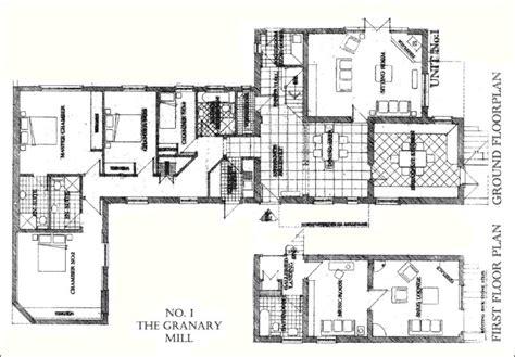 barn manor floor plan sansom clarke chartered surveyors and property