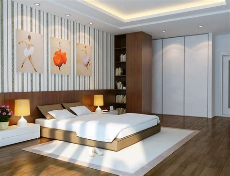 white and brown bedroom vu khoi white and brown bedroom with ballerinas on walls