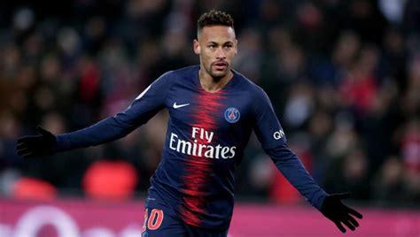 neymar psg star plays  rumors  return  la liga
