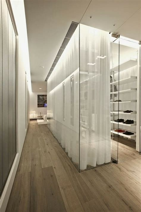 walk in closet curtain the most luxurious dressing room ideas