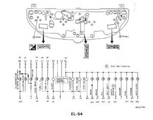 nissan 240sx instrument cluster wiring diagram get free image about nissan get free image