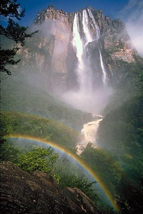 imagenes paisajes naturales de venezuela angel falls venezuela god s marvelous creation pinterest