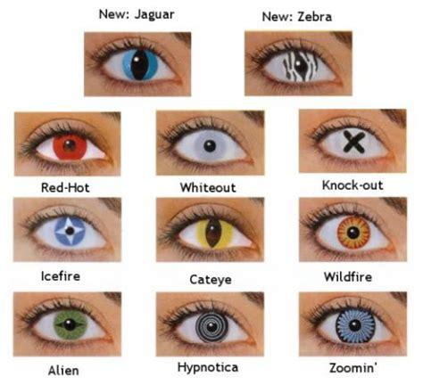 contact lens lenses