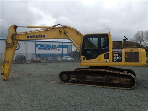 Komatsu Pc 215 Hybrid page not found ridgway rentals