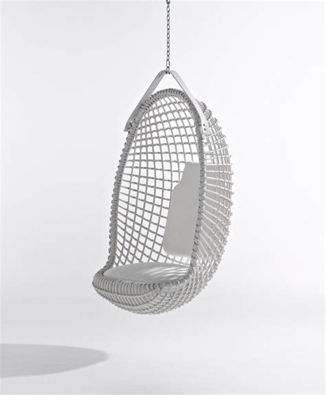 modern hanging chair eureka hanging chair contemporary hanging chairs by