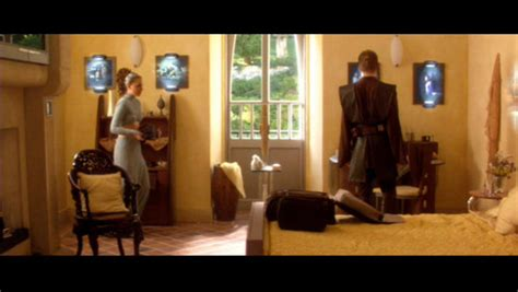 wars living room wars attack of the clones images padme s bedroom hd wallpaper and background photos 23123171