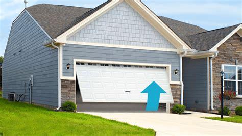 tilt up canopy garage door