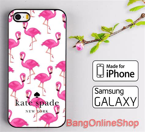 Pink Flamingo Iphone 5 5s 5c 6 6s 6 6s 7 7 Soft kate spade pink flamingo pattern iphone 7 7 6 6s 6 6s 5