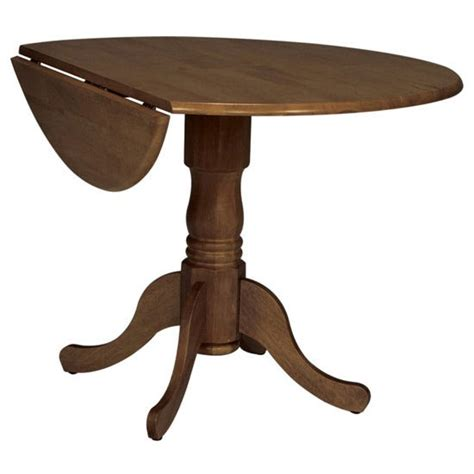 Drop Leaf Pedestal Table Home Furnishings Shop Furniture For Your Interiors Patio And Office Kitchensource
