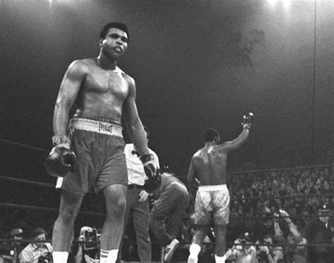 Muhammad Ali Back To His Roots by Fight Of The Century Muhammad Ali Vs Joe Frazier 1 Newsday