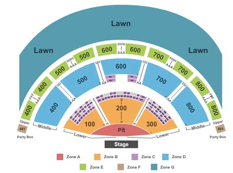 spac seating chart with numbers image gallery xfinity theatre