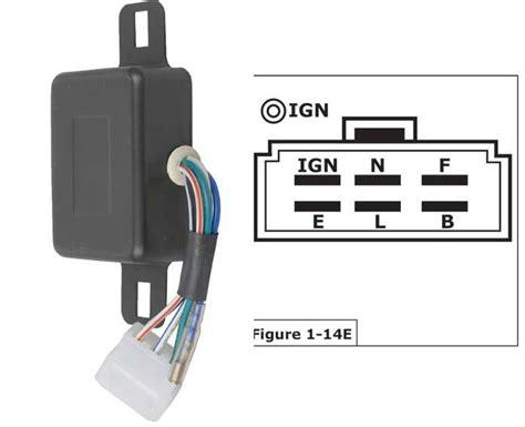 nippondenso voltage regulator wiring diagram 44 wiring