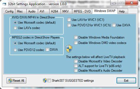 codec imagenes windows 10 gratilog net standard codecs for windows 7 8 10 v 6 4 7