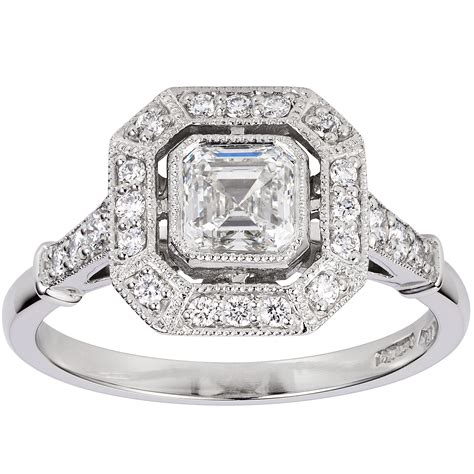 vintage engagement ring ideas tips and styles to try